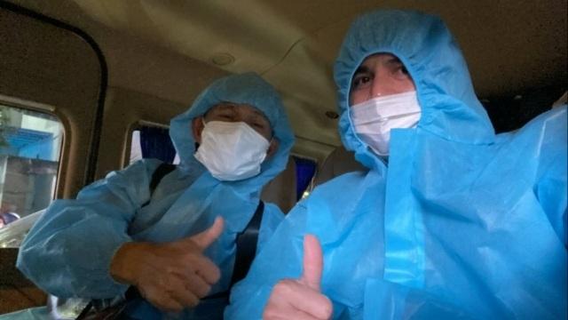 Kiatisuk đã đến TPHCM, bắt đầu những ngày cách ly phòng dịch Covid-19 - 1