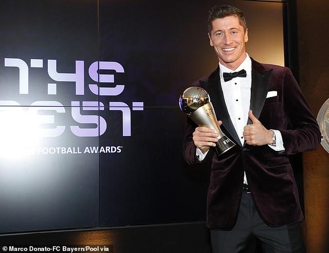 Messi không bầu cho C.Ronaldo ở giải The Best - 2