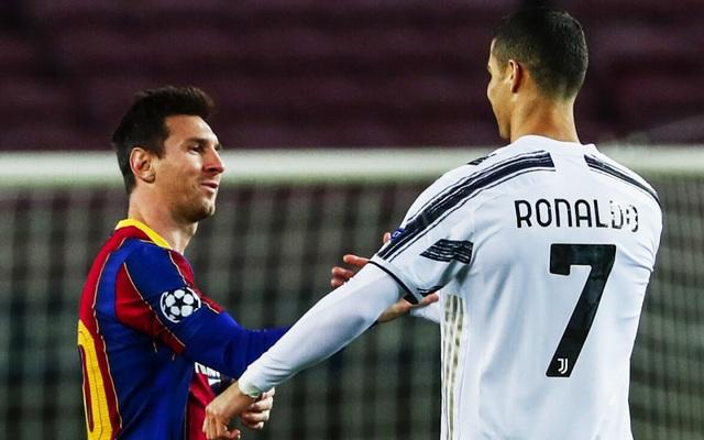 Lịch sử bóng đá sang trang: Khi Messi, C.Ronaldo chỉ là... vai phụ - 2