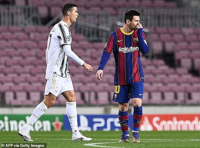 Messi không bầu cho C.Ronaldo ở giải The Best - 1