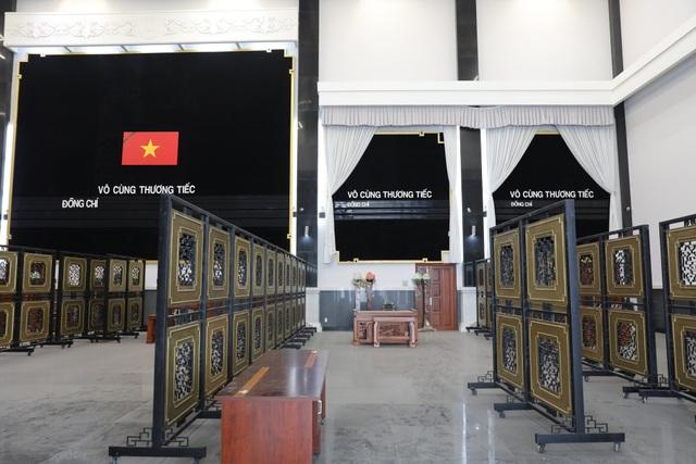 Bên trong Nhà tang lễ 200 tỷ đồng của TPHCM - 8
