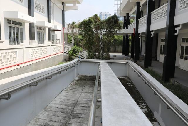 Bên trong Nhà tang lễ 200 tỷ đồng của TPHCM - 7