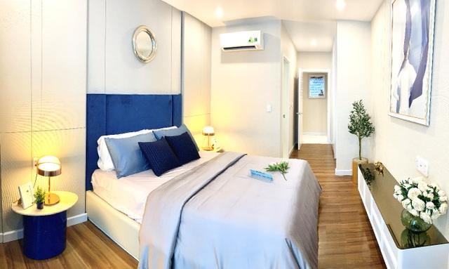 Căn hộ cao cấp 3 phòng ngủ thu hút đầu tư tại Quận 2 - 3