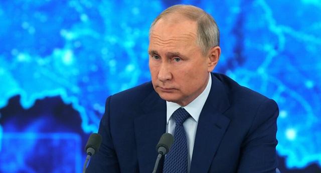 Ông Putin nêu lý do chưa tiêm vắc xin Covid-19 - 1