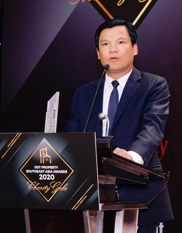 SCG là công ty xây dựng duy nhất của Việt Nam giành giải thưởng Nhà thầu xây dựng đột phá nhất Đông Nam Á 2020 - 2