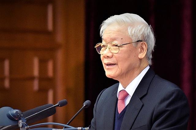 Tổng Bí thư: Quyết định phương án nhân sự hoàn thiện tại Hội nghị 15 - 1