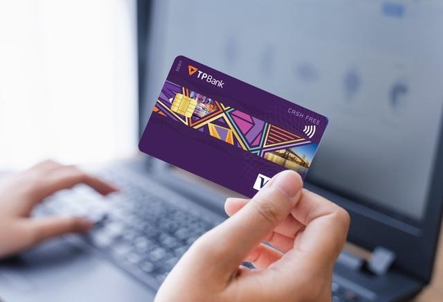 Tốc độ tăng trưởng doanh số giao dịch thẻ ghi nợ quốc tế Visa của TPBank cao nhất Việt Nam - 1