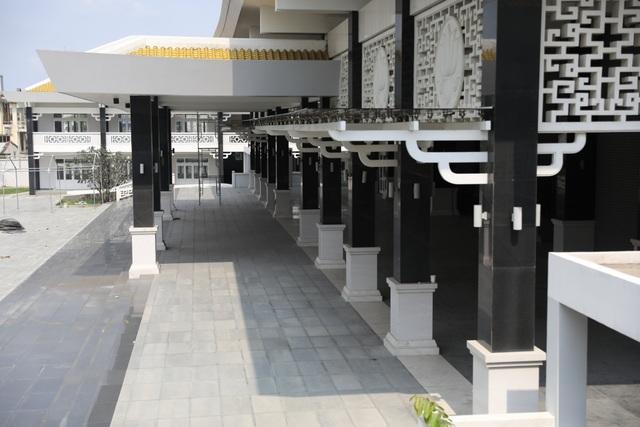 Bên trong Nhà tang lễ 200 tỷ đồng của TPHCM - 4