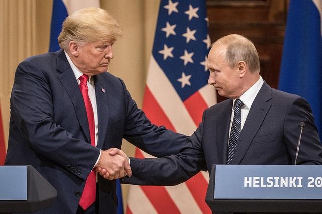 Ông Putin dự đoán tương lai chính trị của ông Trump sau bầu cử - 1