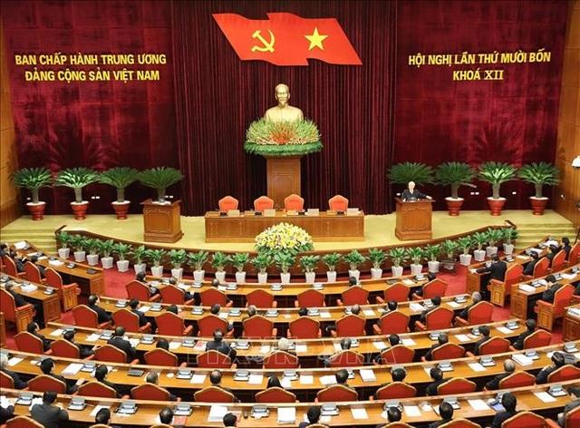 Nhất trí cao nhân sự tham gia Bộ Chính trị, Ban Bí thư khóa XIII - 1