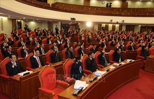 Nhất trí cao nhân sự tham gia Bộ Chính trị, Ban Bí thư khóa XIII - 3