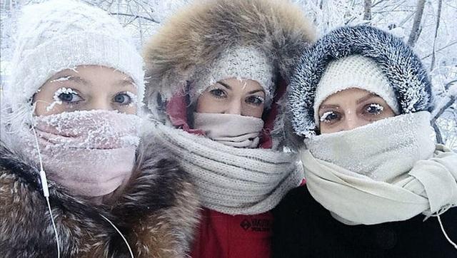 Vùng đất lạnh tê tái quanh năm, trường học chỉ đóng cửa khi nhiệt độ -52 độ - 2