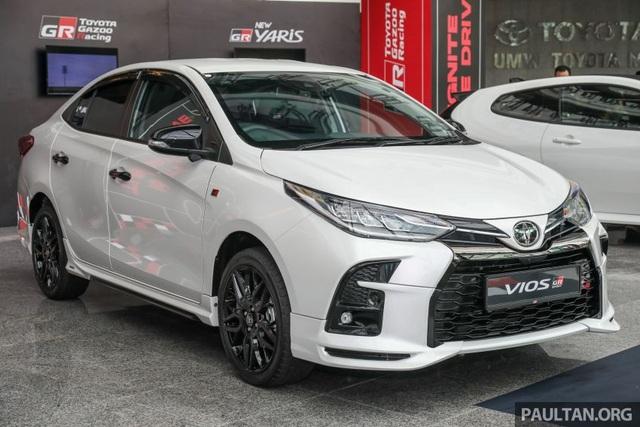 Toyota Vios có thêm phiên bản thể thao GR-S - 1