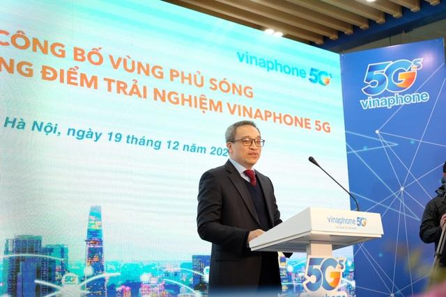 VinaPhone chính thức phủ sóng 5G tại Hà Nội và TP.HCM, miễn phí cước data - 1