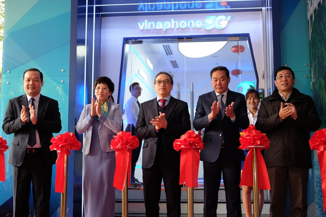 VinaPhone chính thức phủ sóng 5G tại Hà Nội và TP.HCM, miễn phí cước data - 2