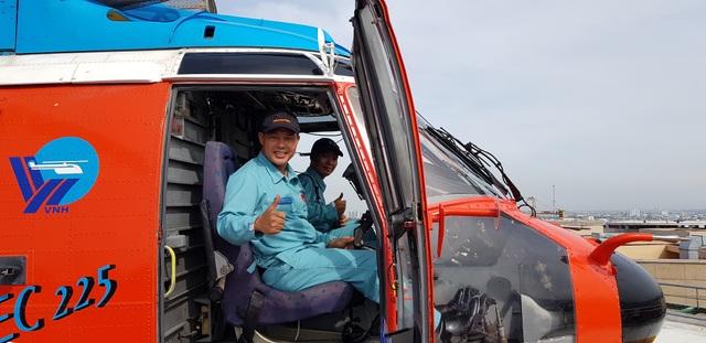 Sân bay trực thăng tại bệnh viện đầu tiên của Việt Nam chính thức hoạt động - 5