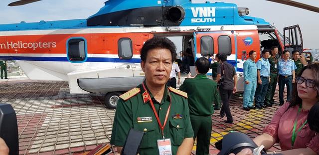 Sân bay trực thăng tại bệnh viện đầu tiên của Việt Nam chính thức hoạt động - 6
