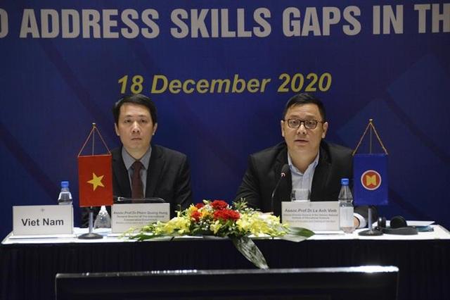 Chuyên gia ASEAN: Nhiều công việc biến mất, học sinh trường nghề lên ngôi - 2