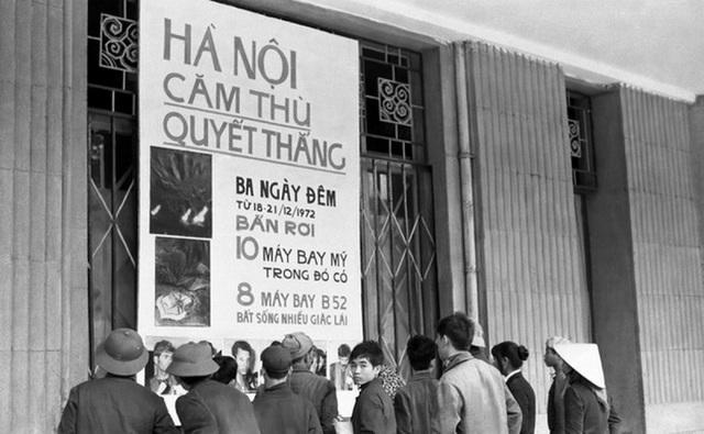 Hà Nội - Điện Biên Phủ trên không 1972: Thắng lợi của bản lĩnh Việt Nam - 5