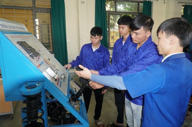 Nghệ An: Nhiều chính sách hỗ trợ đồng bào dân tộc thiểu số học nghề - 3