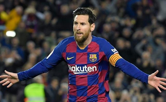 Cạn sạch tiền, Barcelona không còn đủ lực nuôi Messi - 1
