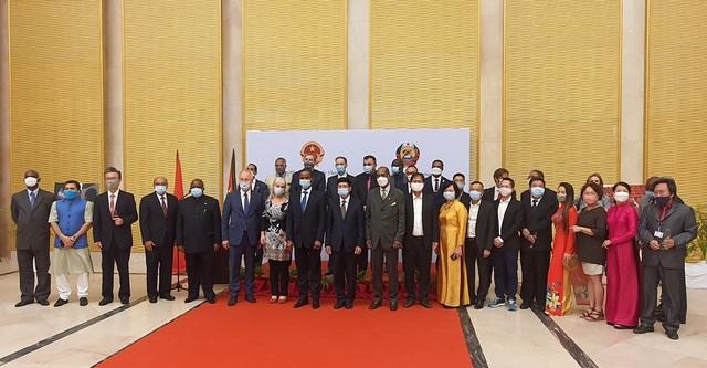 Kỷ niệm 45 năm quan hệ Việt Nam - Mozambique - 2