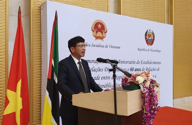 Kỷ niệm 45 năm quan hệ Việt Nam - Mozambique - 1