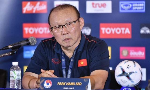 Báo Thái Lan: HLV Park Hang Seo không bỏ mục tiêu nào trong năm 2021 - 1