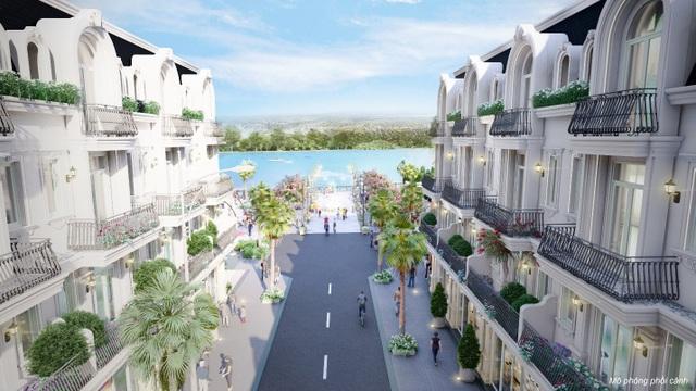 Giải mã sức hút về mô hình nhà phố TPS 52 Nguyễn Xiển - Quận 9, TPHCM - 1