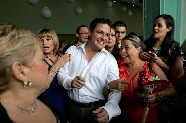 Cựu thống đốc Mexico bị bắn chết trong toilet khu nghỉ dưỡng - 1