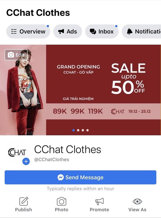 Thương hiệu thời trang nữ CChat Clothes đồng loạt khai trương 4 cửa hàng mới - 1