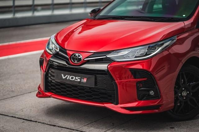 Toyota Vios có thêm phiên bản thể thao GR-S - 9