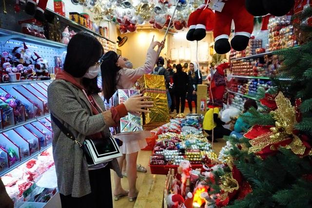 Thị trường Noel tại Đà Nẵng: Cây thông đắt hàng - 8
