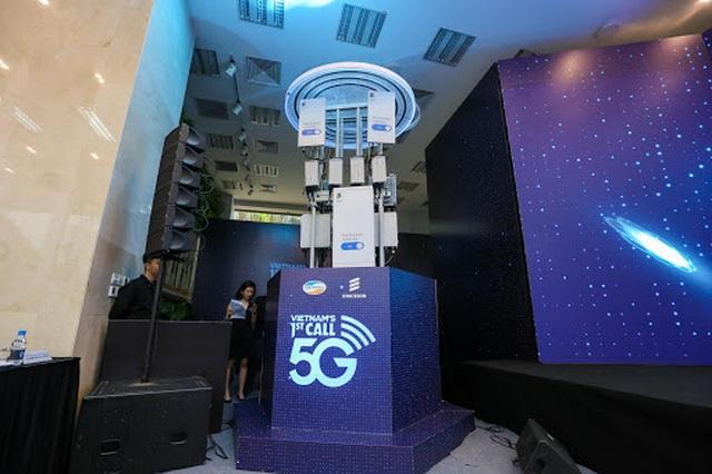 Việt Nam dẫn đầu trong công cuộc thương mại hóa 5G - 1