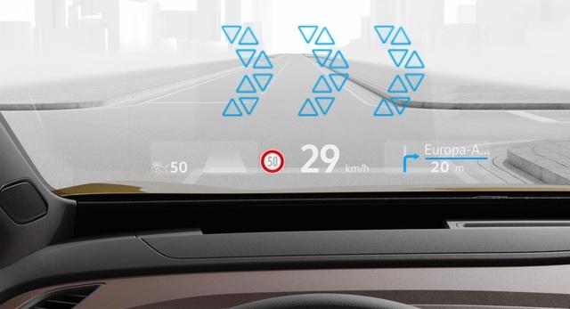 Khám phá công nghệ màn hình head-up thực tế ảo cực kỳ thú vị trên ô tô - 1