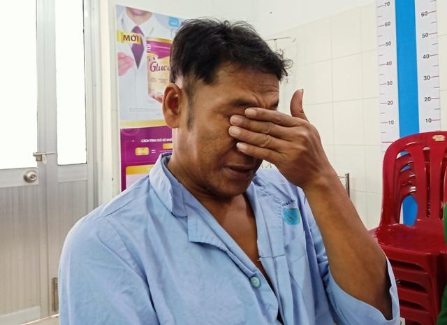 Cơ hội cuối cùng của anh phụ hồ dân tộc Khmer 7 năm ôm trái tim lỗi nhịp - 1