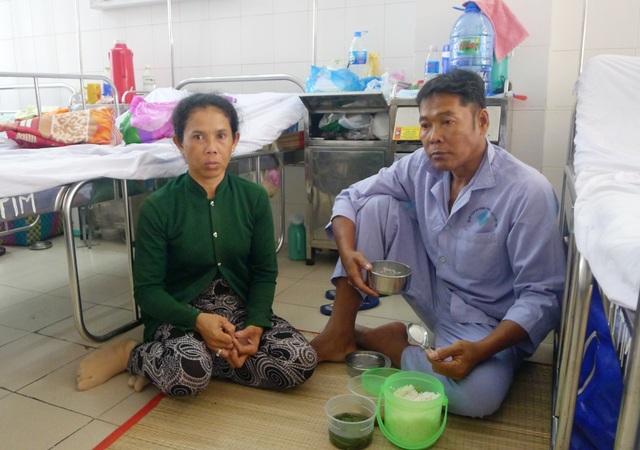 Cơ hội cuối cùng của anh phụ hồ dân tộc Khmer 7 năm ôm trái tim lỗi nhịp - 2