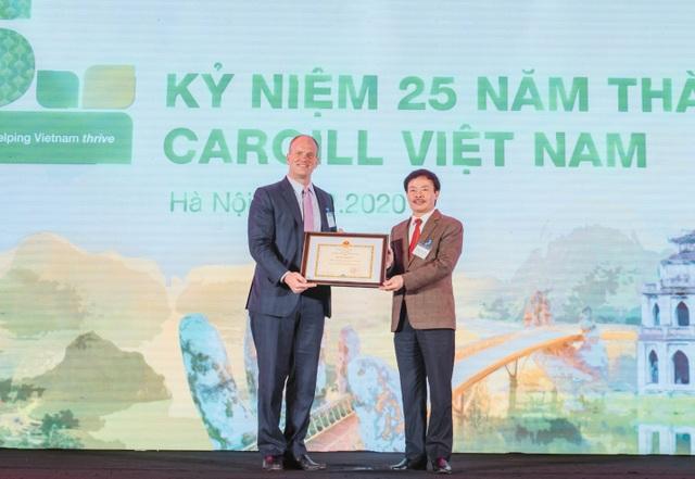 Cargill Việt Nam: Phát triển kinh doanh song hành với trách nhiệm xã hội - 2