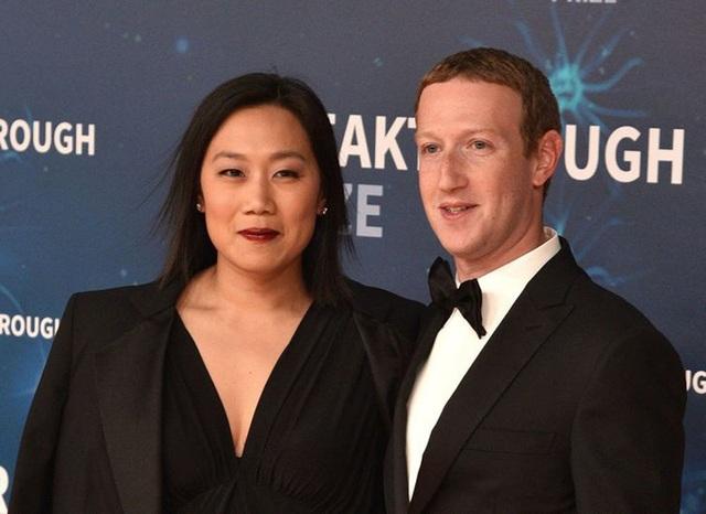 8 điều ít biết về vợ tỷ phú Mark Zuckerberg - 1