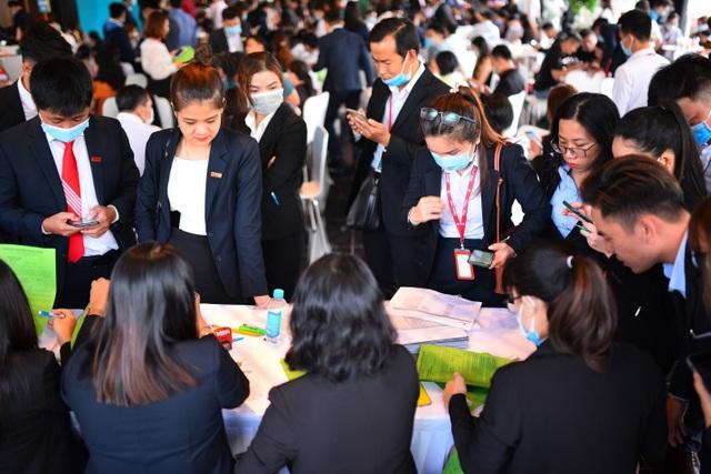 Sôi động sự kiện công bố tháp Mekong đẹp nhất dự án Westgate - 1