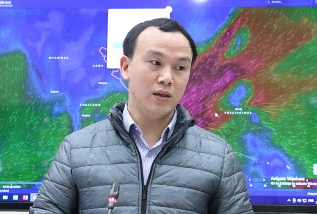Áp thấp nhiệt đới khả năng thành bão có diễn biến khá phức tạp - 1
