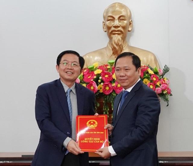Thủ tướng chuẩn y tân Chủ tịch UBND tỉnh Bình Định - 1