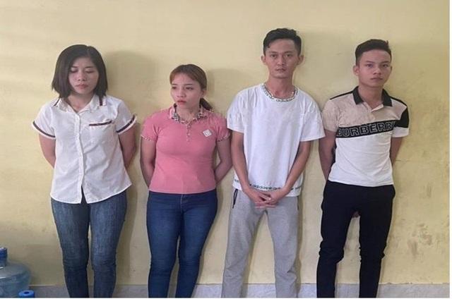 Bắt nhóm đối tượng mua bán hai thiếu nữ 15 tuổi để làm tiếp viên - 1