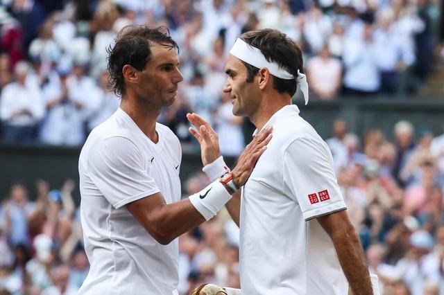 Federer: Nadal đã hỏi thăm sau khi tôi phẫu thuật - 1