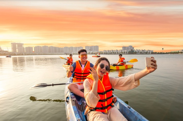 Chuỗi kỷ lục nối dài của đại đô thị Vinhomes Ocean Park - 4