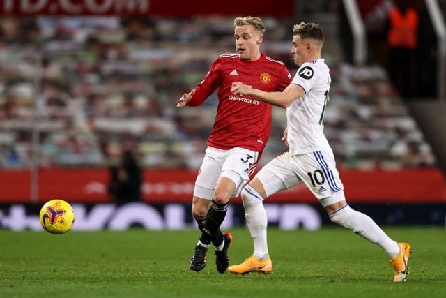 Man Utd 6-2 Leeds: Mưa bàn thắng ở Old Trafford - 5