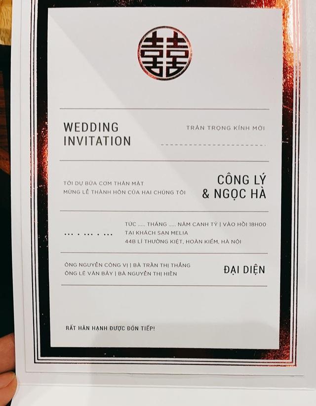 Thông tin mới nhất về đám cưới lần 3 của NSND Công Lý - 3