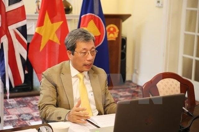 Thành lập Hội Trí thức Việt Nam tại Vương quốc Anh và Ireland - 1