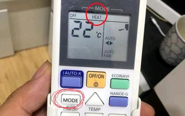 Miền Bắc rét đậm, dùng điều hòa thay máy sưởi thế nào cho hiệu quả? - 2