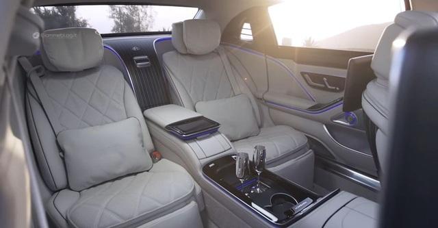 Khám phá nội thất cực kỳ sang chảnh của Mercedes-Benz Maybach S-Class mới - 2